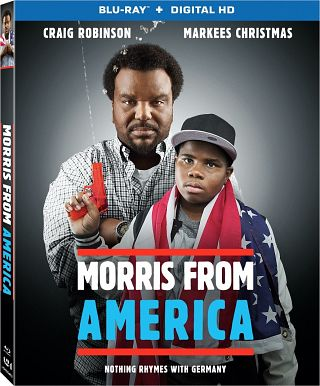 Morris from America(2016) poster image