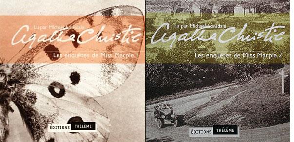 [EBOOKS AUDIO] Agatha Christie - Les enquêtes de Miss Marple Intégrale [mp3.128]