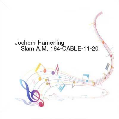 HDTV-X264 Download Links for Jochem_Hamerling_-_Slam_A.M._164-CABLE-11-20-2016-TALiON