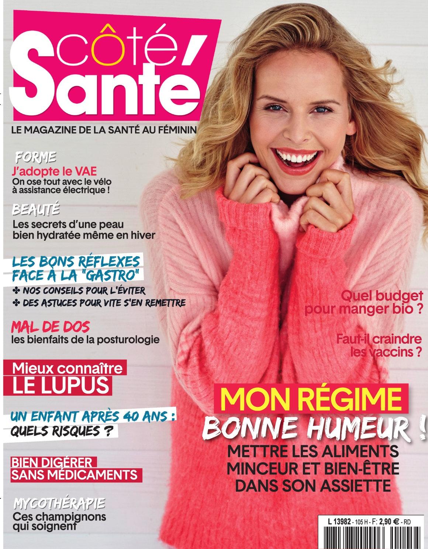 Côté Santé N°105 - Décembre 2016/Janvier 2017