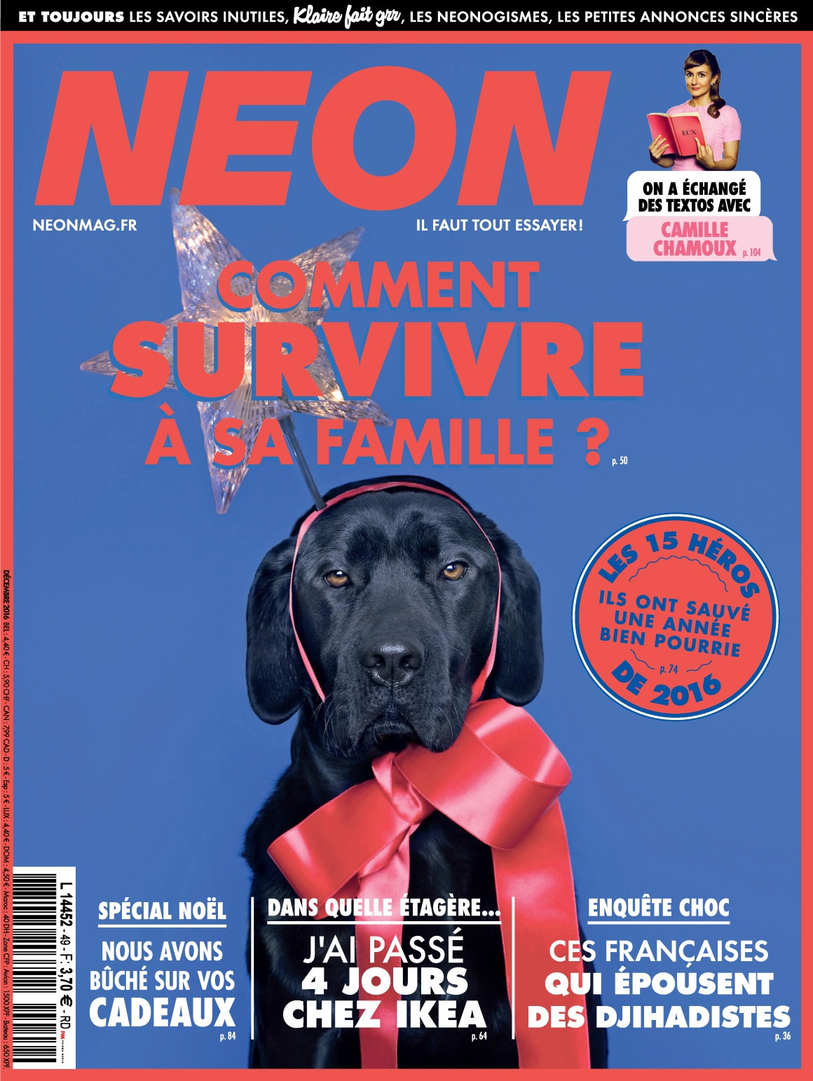 Neon 49 - Décembre 2016
