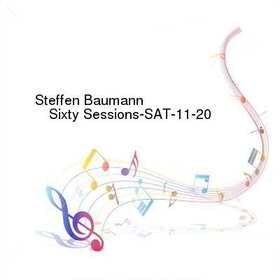 HDTV-X264 Download Links for Steffen_Baumann_-_Sixty_Sessions-SAT-11-20-2016-TALiON