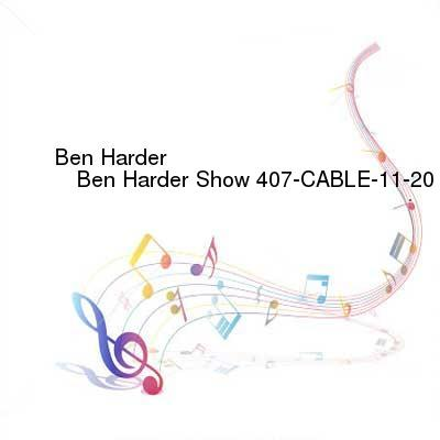 HDTV-X264 Download Links for Ben_Harder_-_Ben_Harder_Show_407-CABLE-11-20-2016-TALiON
