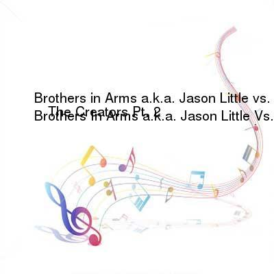 HDTV-X264 Download Links for Brothers_In_Arms_a.k.a._Jason_Little_Vs._Withecker_-_The_Creators_Pt._2-WEB-2016-SRG