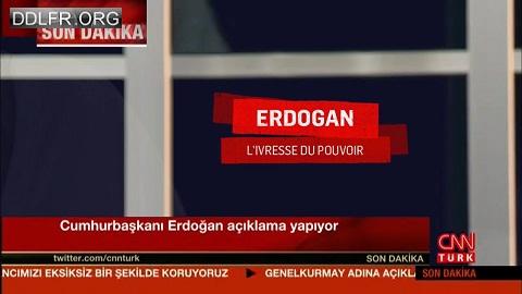 Erdogan l'ivresse du pouvoir