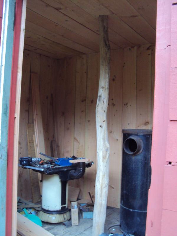 Construction sauna construction et auto construction for Fabrication sauna interieur