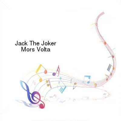 HDTV-X264 Download Links for Jack_The_Joker-Mors_Volta-WEB-2016-ENTiTLED