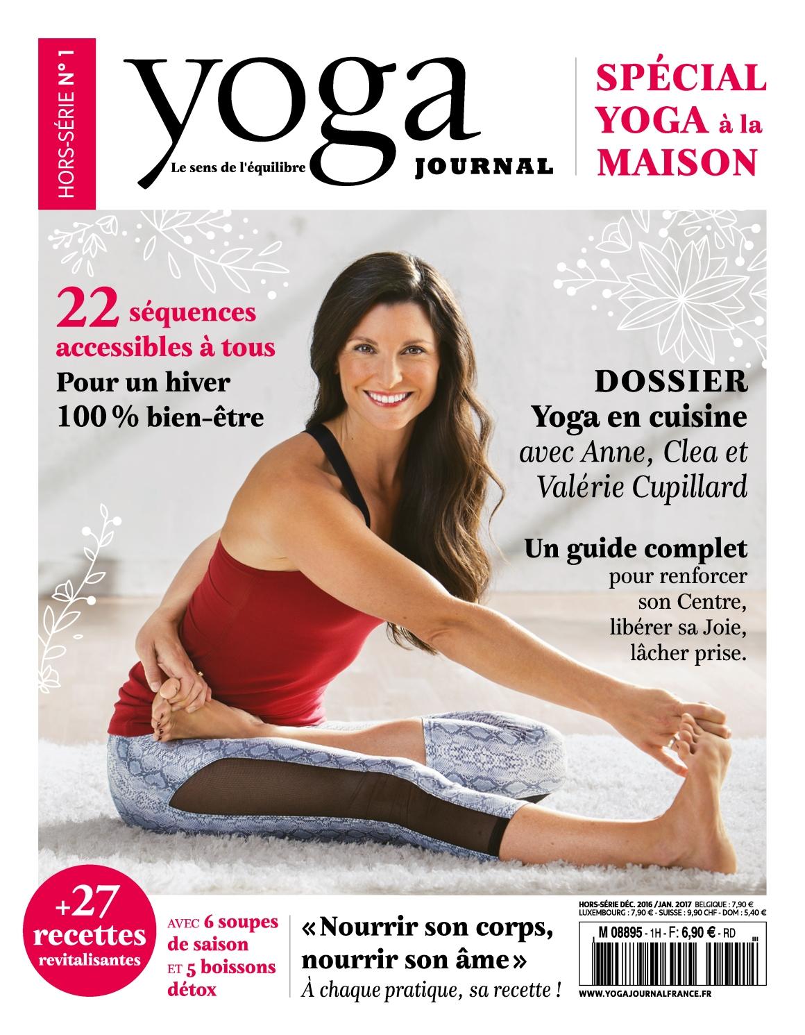 Yoga Journal Hors-Série N°1 - Décembre 2016/Janvier 2017