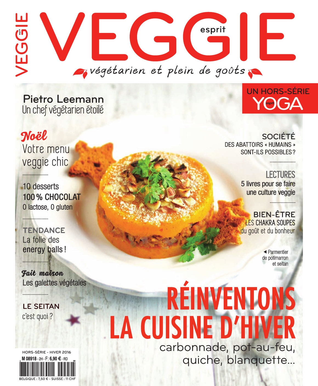 Veggie Esprit Hors Série 5 - Hiver 2016