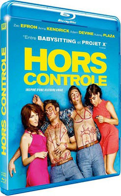 Hors contrôle french bluray 1080p