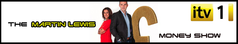 HDTV-X264 Download Links for The Martin Lewis Money Show S06E01 XviD-AFG