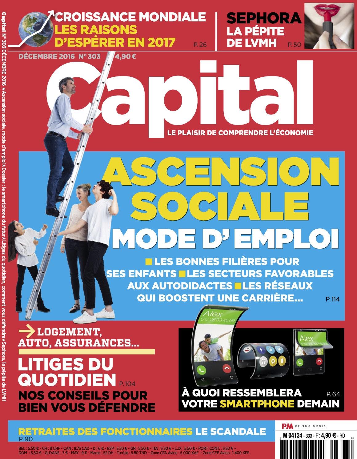 Capital 303 - Décembre 2016