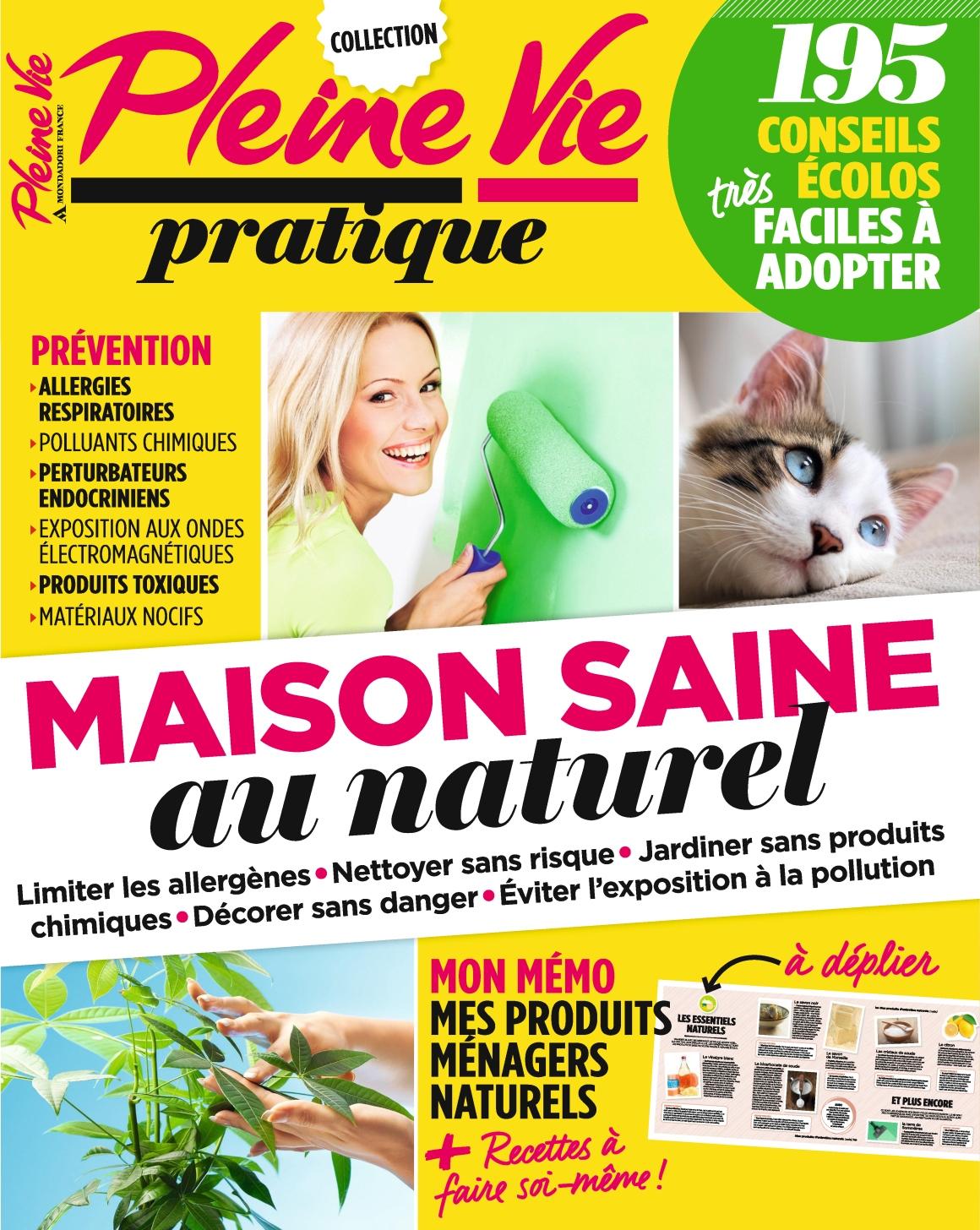 Pleine Vie Pratique N°3 - Maison Saine 2016