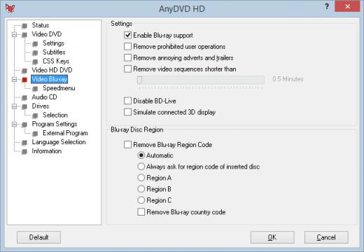 RedFox AnyDVD HD v8.0.9.4 Beta Multilingual-P2P