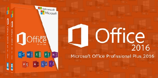 Microsoft Office Professional Plus 2016 v16.0.4456.1003 January 2017 Multilingual