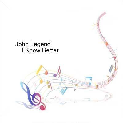 HDTV-X264 Download Links for John_Legend-I_Know_Better-WEB-2016-ESG