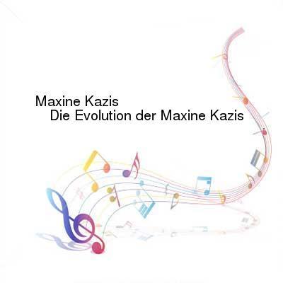 HDTV-X264 Download Links for Maxine_Kazis-Die_Evolution_der_Maxine_Kazis-WEB-DE-2016-ENTiTLED