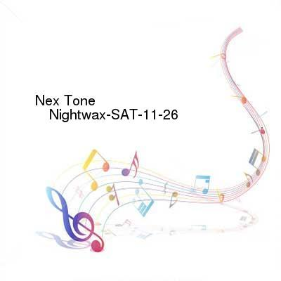HDTV-X264 Download Links for Nex_Tone_-_Nightwax-SAT-11-26-2016-TALiON