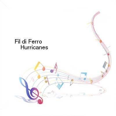 HDTV-X264 Download Links for Fil_di_Ferro-Hurricanes-WEB-2016-ENTiTLED