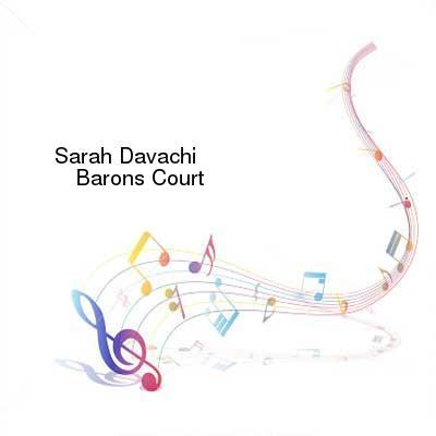 HDTV-X264 Download Links for Sarah_Davachi-Barons_Court-WEB-2015-ENSLAVE