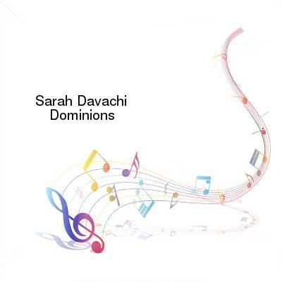 HDTV-X264 Download Links for Sarah_Davachi-Dominions-WEB-2016-ENSLAVE