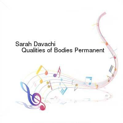 HDTV-X264 Download Links for Sarah_Davachi-Qualities_of_Bodies_Permanent-WEB-2015-ENSLAVE
