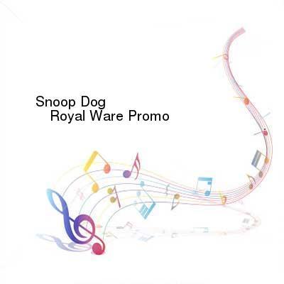 HDTV-X264 Download Links for Snoop_Dog-Royal_Ware-Single-WEB-2016-ENRAGED