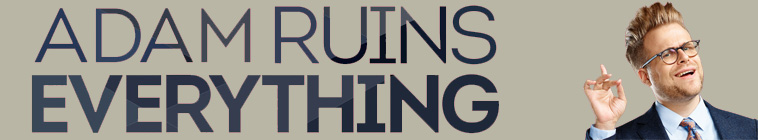 HDTV-X264 Download Links for Adam Ruins Everything S01E21 Adam Ruins Prison 720p HDTV x264-W4F