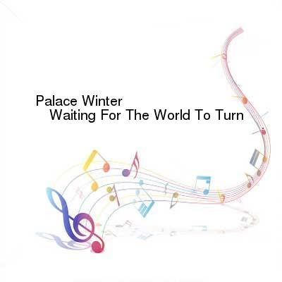 HDTV-X264 Download Links for Palace_Winter-Waiting_For_The_World_To_Turn-CD-FLAC-2016-NBFLAC