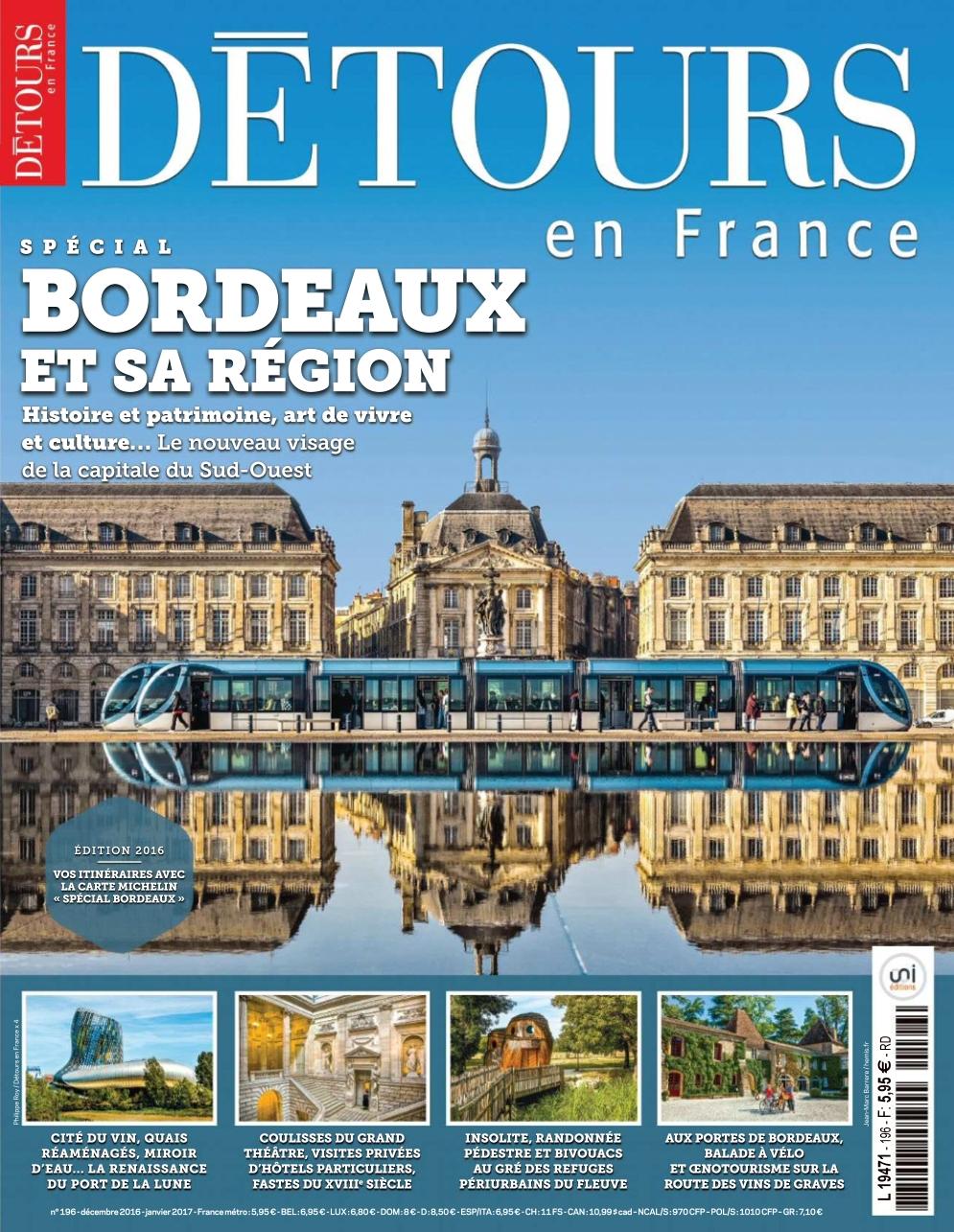 Détours en France 196 - Décembre 2016/Janvier 2017