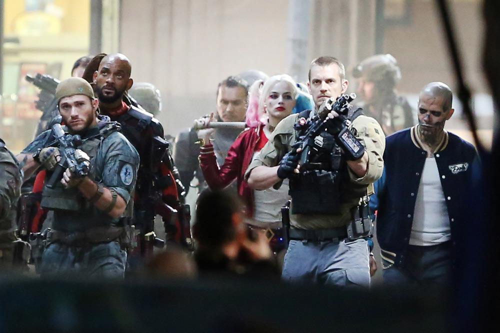 Suicide Squad(2016) image