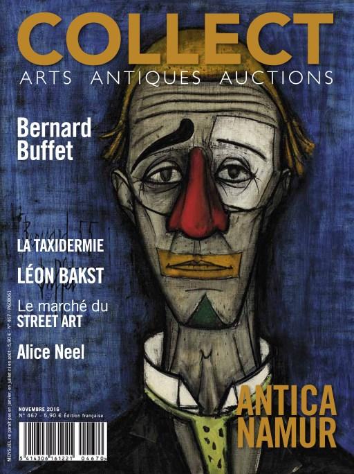 Collect Arts Antiques Auctions 467 - Novembre 2016