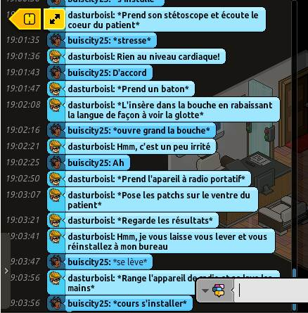 [Haskell] Rapport d'action RP [C.H.U] 161129073145328922