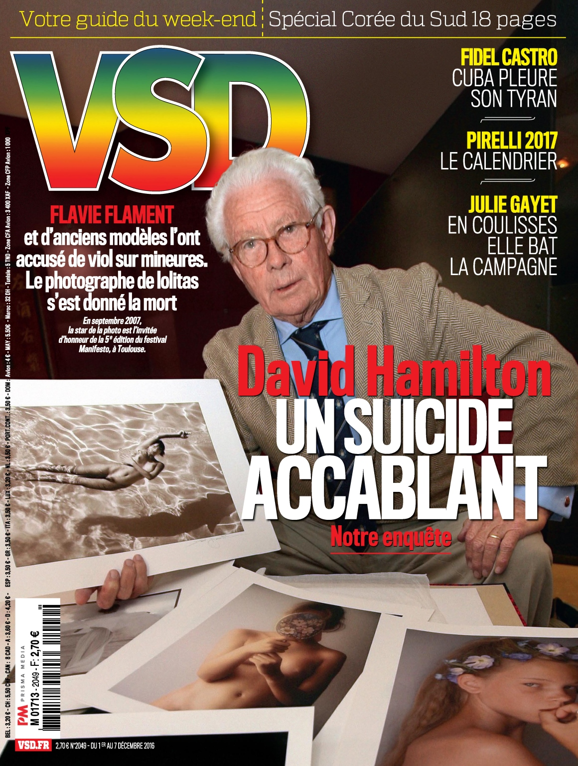 VSD N°2049 - 1 au 7 Décembre 2016