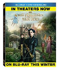Miss Peregrine poster image