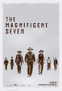 The Magnificent Seven (2016) poster image