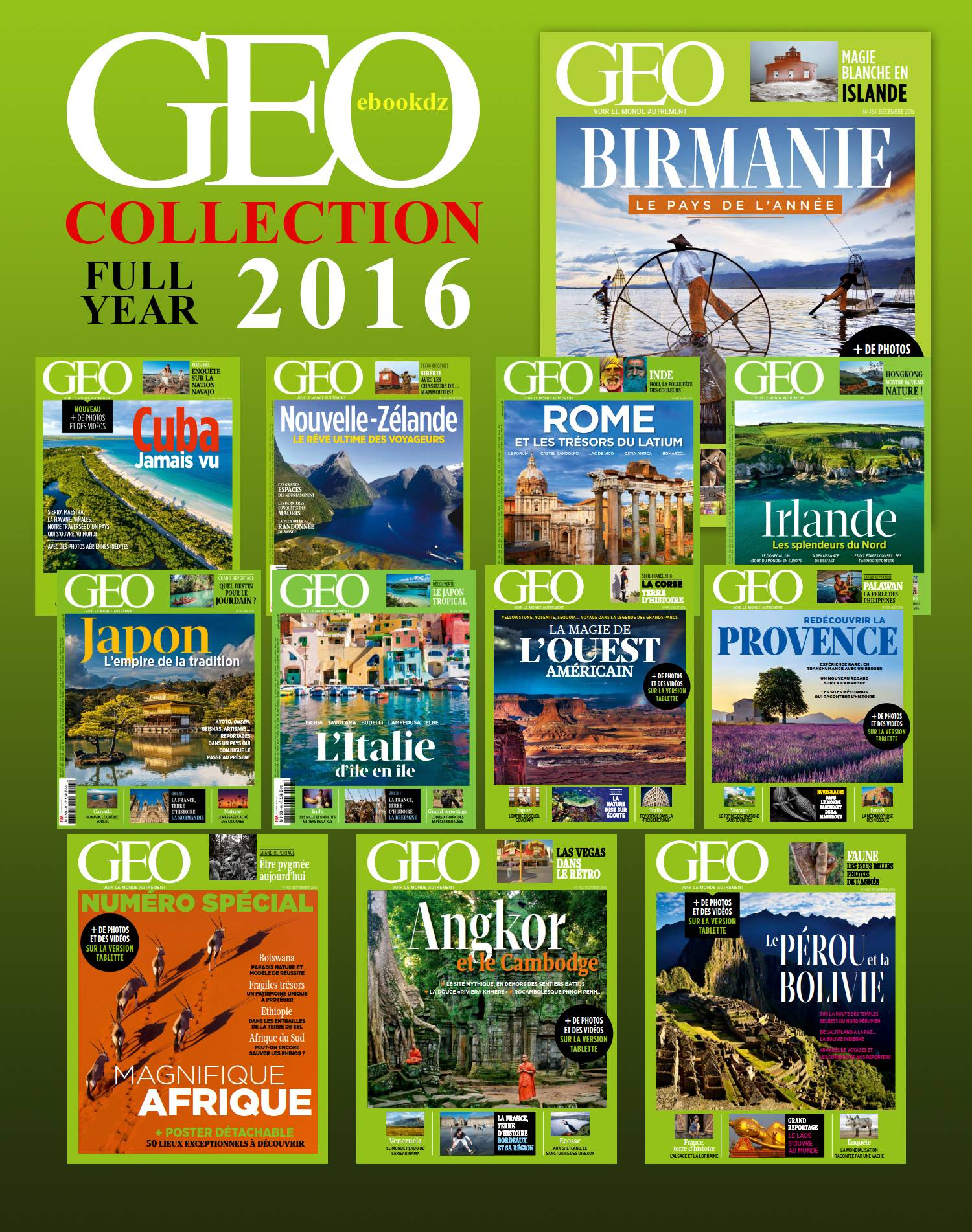Geo - Full Year 2016 Collection.