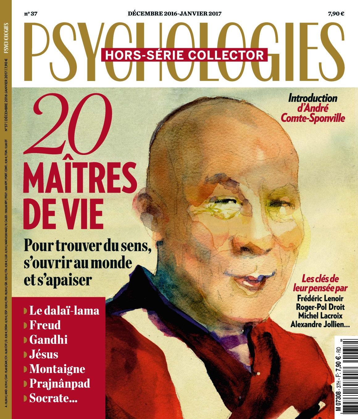 Psychologies Hors-Série Best-Seller 37 - Décembre 2016/Janvier 2017