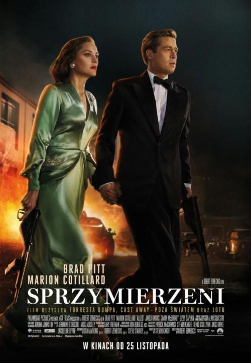 Sprzymierzeni / Allied (2016) PL