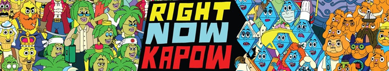 HDTV-X264 Download Links for Right Now Kapow S01E09 720p HDTV x264-W4F
