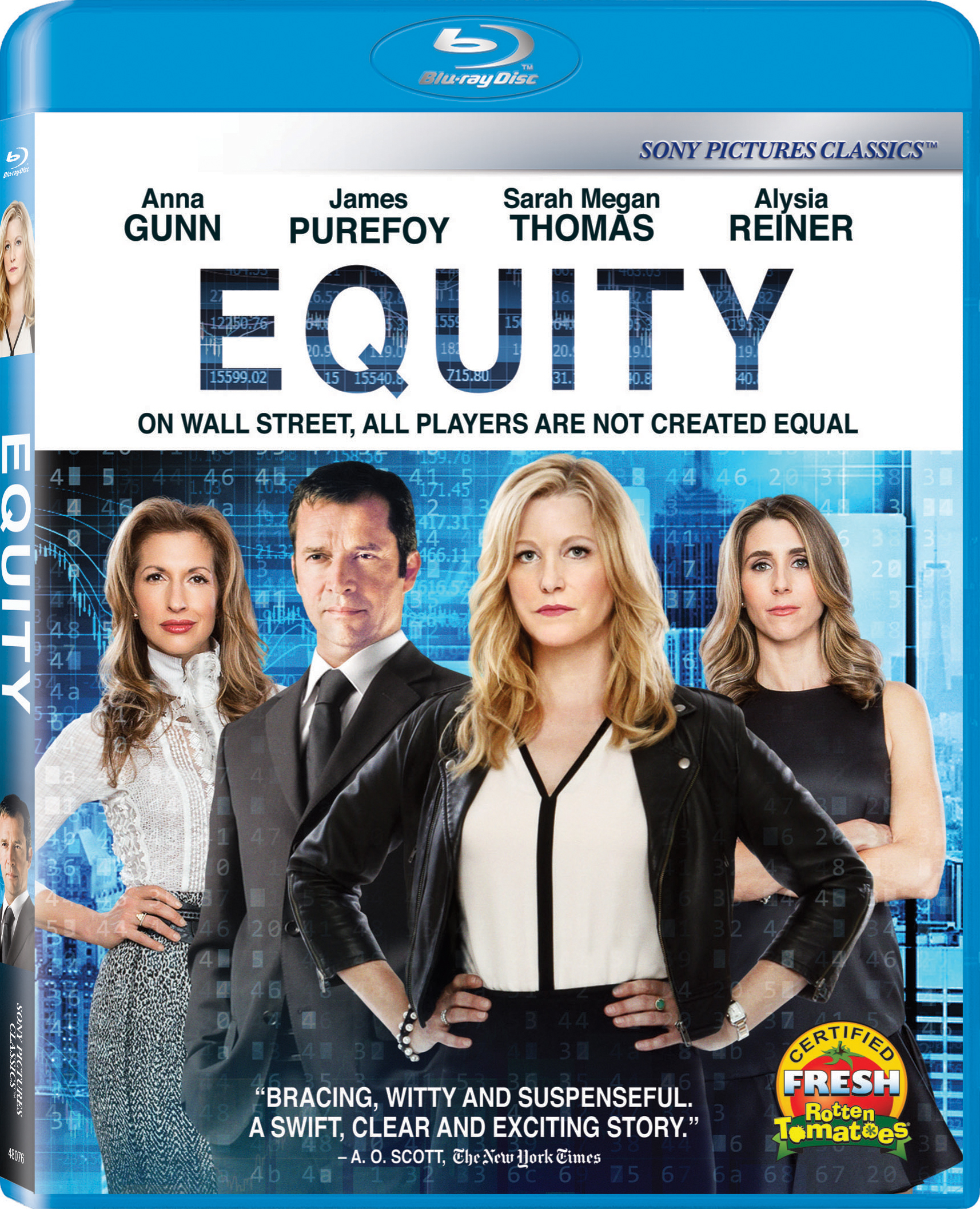 Equity(2016) poster image