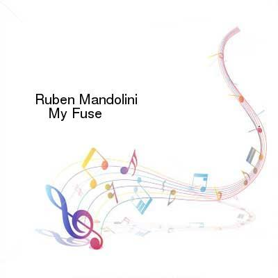 HDTV-X264 Download Links for Ruben_Mandolini-My_Fuse-WEB-2016-BPM