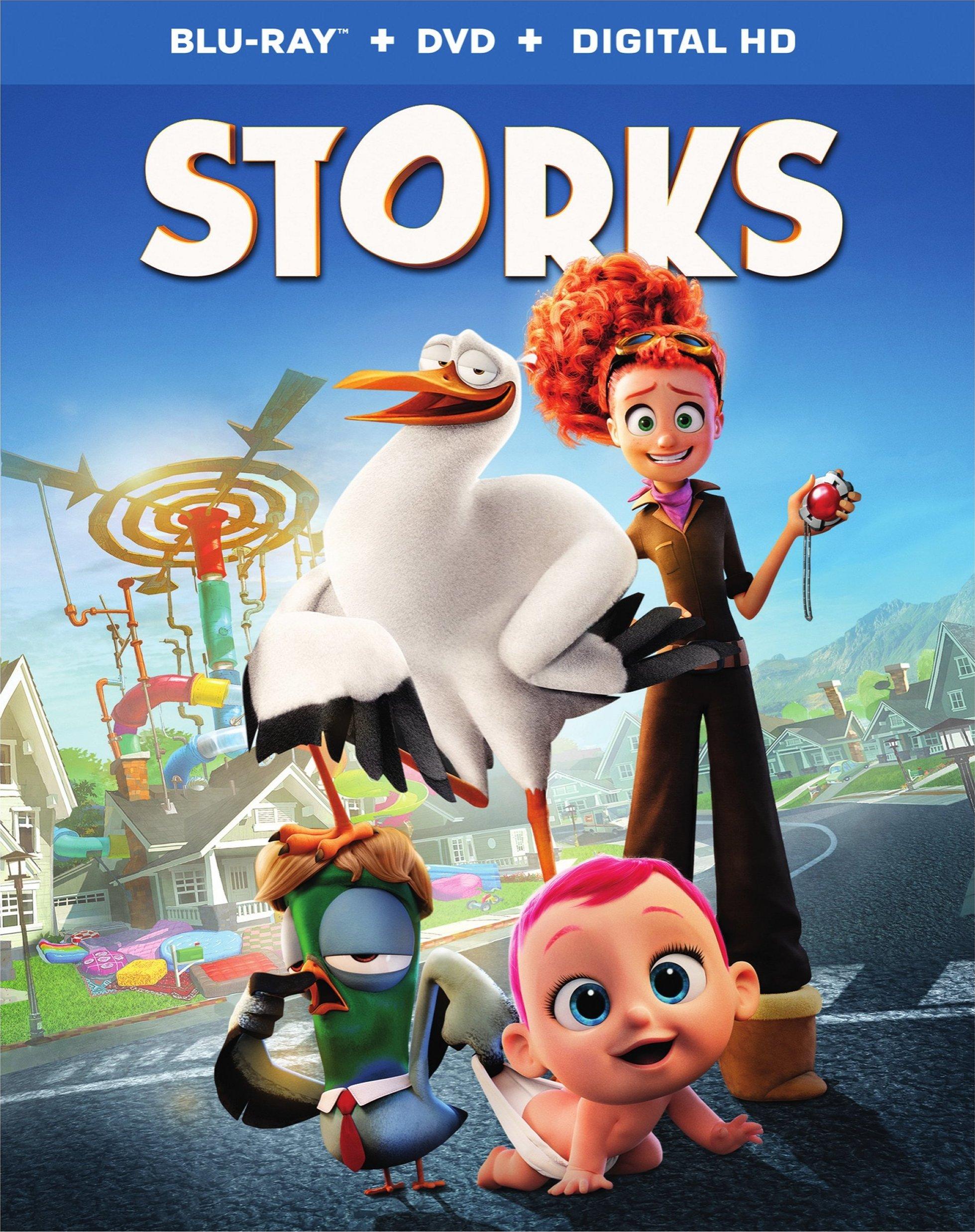 Storks(2016) poster image
