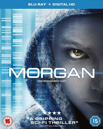 Morgan(2016) poster image
