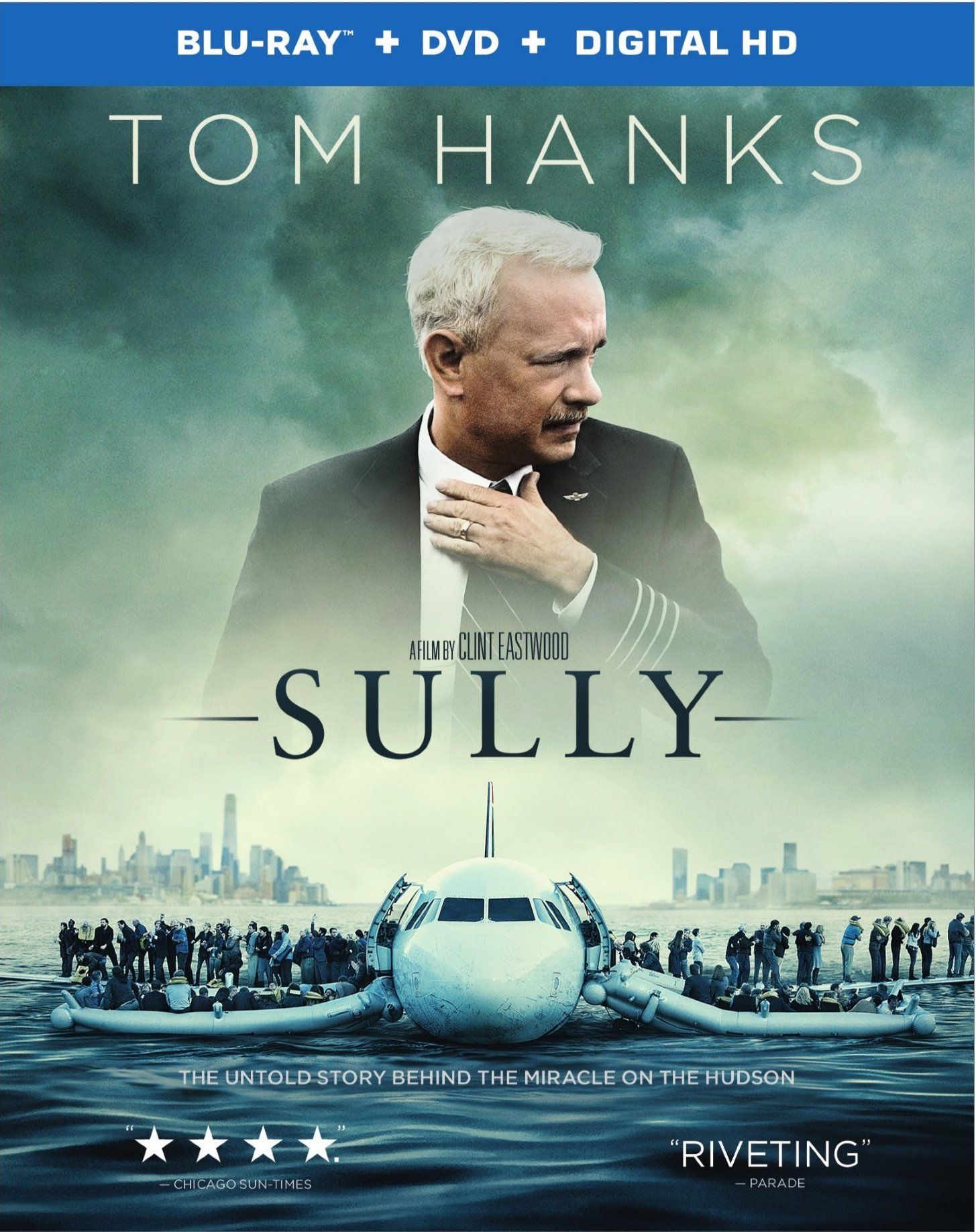 Sully (2016) poster image