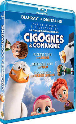 Cigognes et compagnie french bluray 1080p