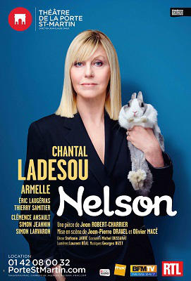 Nelson Chantal Ladesou