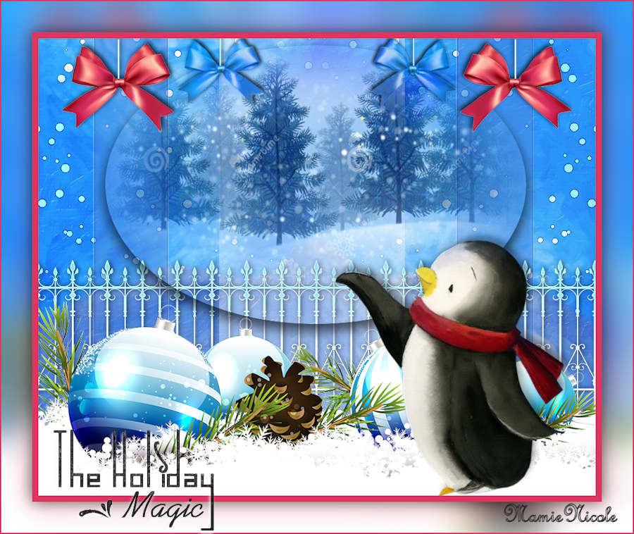 The Holiday Magic (Psp) 161204125240909942