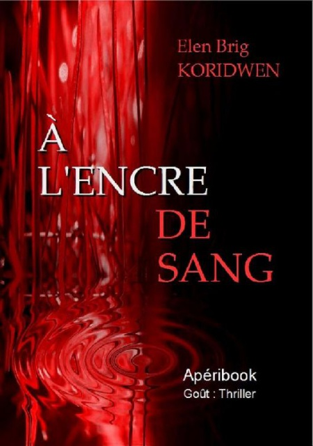 A L'Encre De Sang - Elen Brig Koridwen 2016