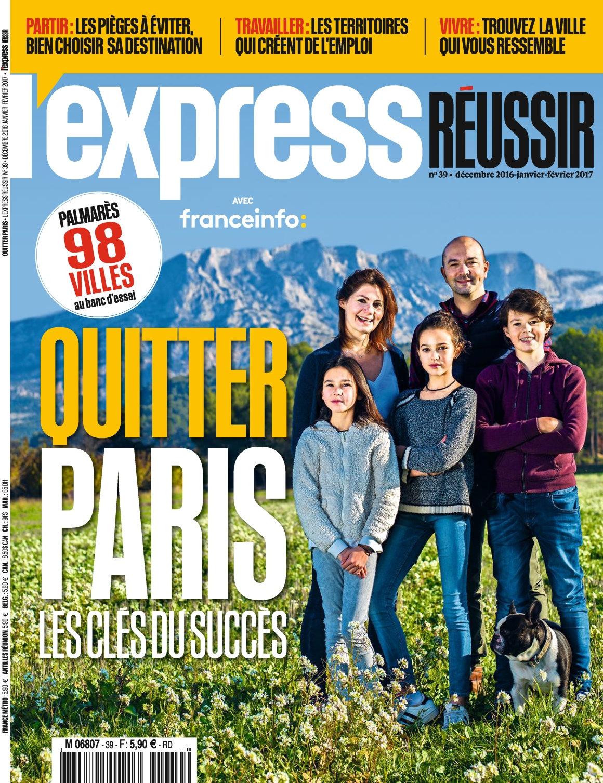 L'Express Hors-Série N°56 - Janvier/Fèvrier 2017